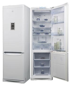 Двухкамерный холодильник Indesit NBA 15. Купить двухкамерный холодильник Индезит NBA 15 - лучшая цена, полное описание, условия доставки. Доставка по